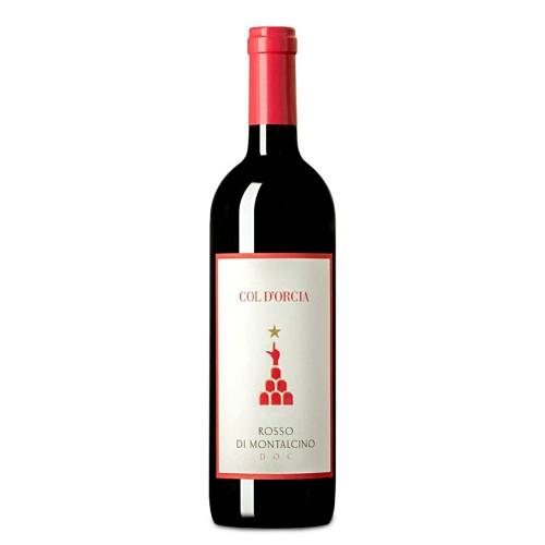 Rosso di Montalcino DOC 2016 BIO