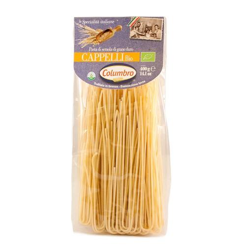 Spaghetti di semola di grano duro Cappelli BIO