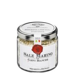 Sale marino di Sicilia aromatizzato per carni bianche