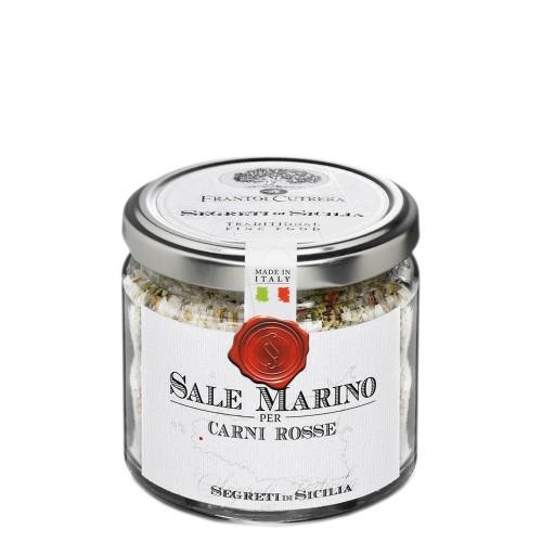 Sale marino di Sicilia per carni rosse