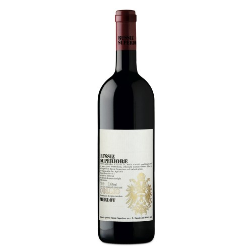 Collio DOC Merlot 2016