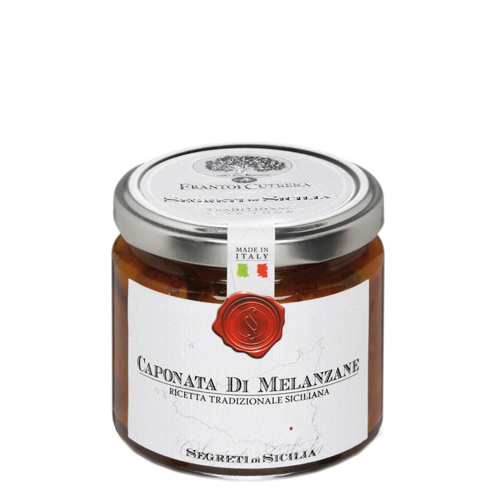 Caponata di melanzane (ricetta tradizionale siciliana)