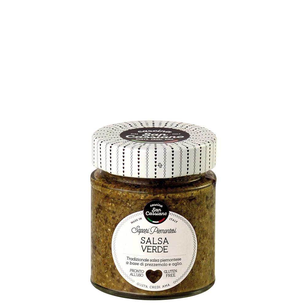 Salsa verde Piemontese
